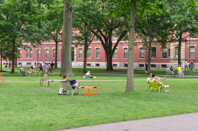 Harvard Yard - Harvard University