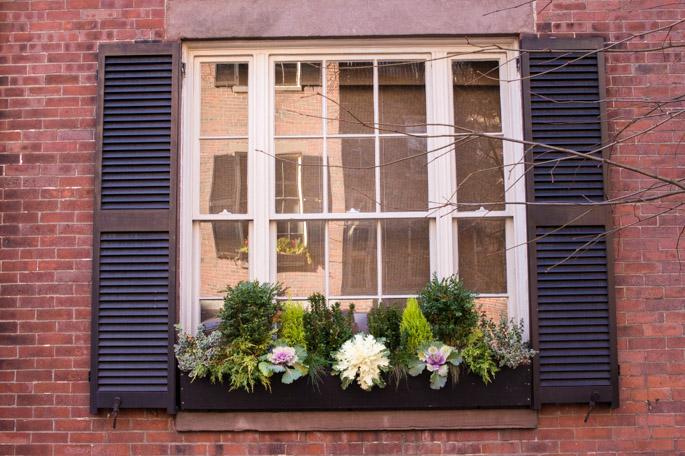 Balcon - Beacon Hill, Boston 1