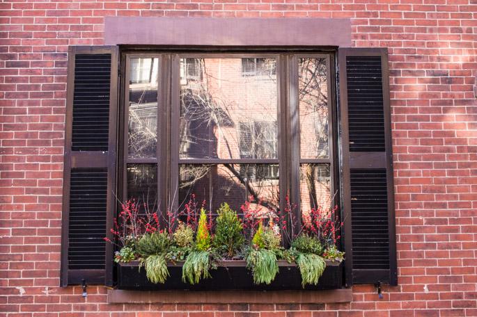 Balcon - Beacon Hill, Boston 2