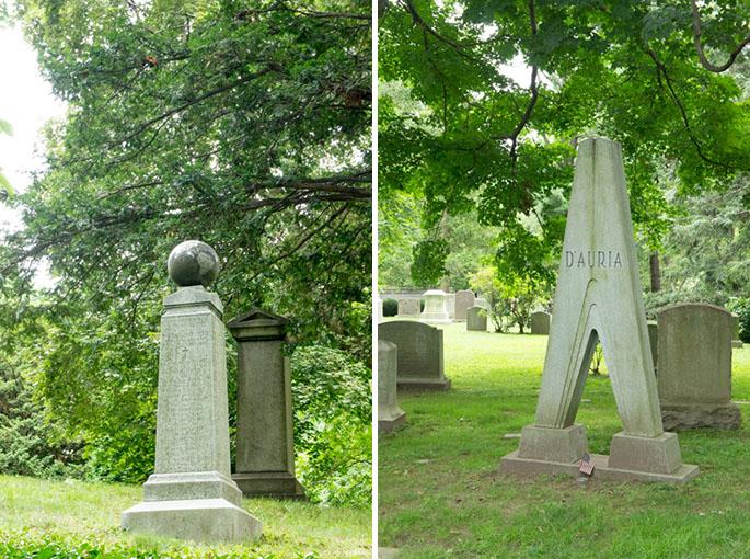 Mount Auburn - Tomb