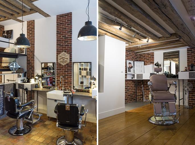 Manu a test le barbier comment g rer votre projet - Salon de coiffure usa ...