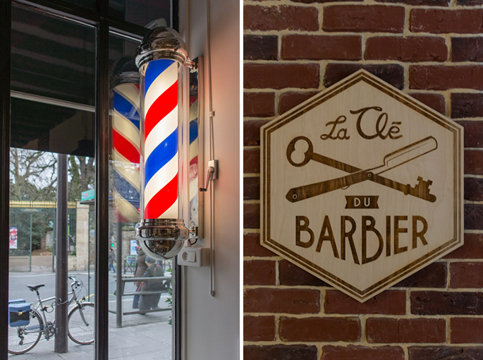 La clé du barbier - Barber Shop à Paris