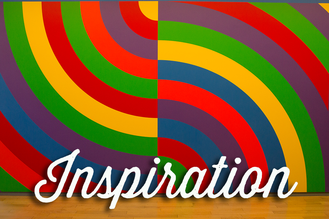 Discoveries & inspiration