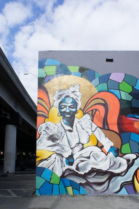 Street Art au Design District Miami