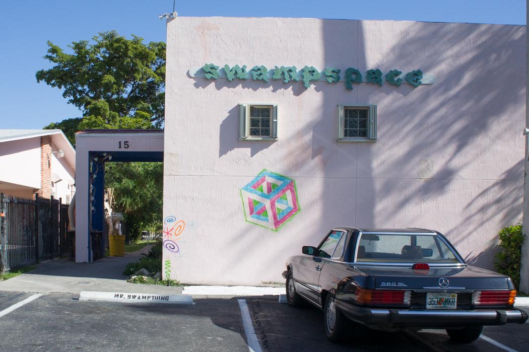 Swamp Space Design District Miami