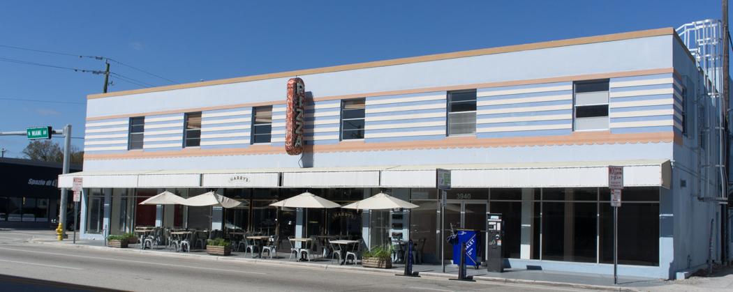 Pizza - Design District Miami