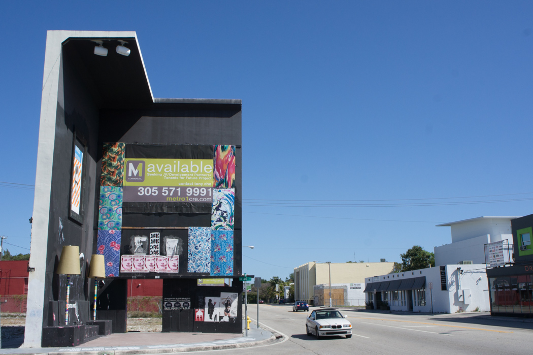 Rue du Design District, Miami