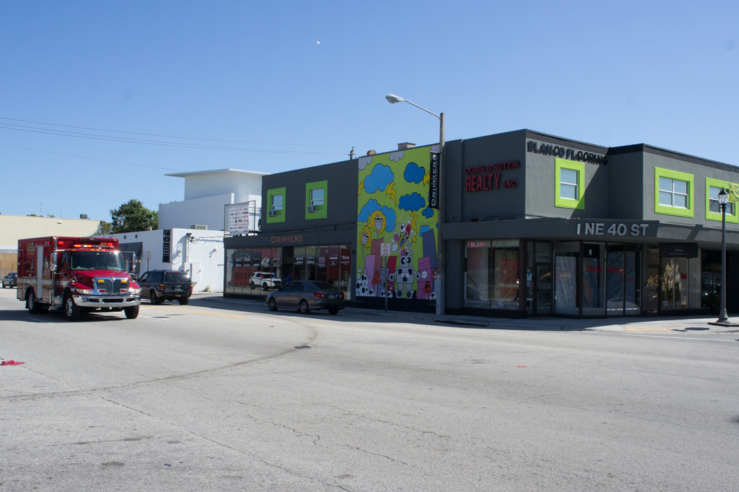 Rue du Design District, Miami 1