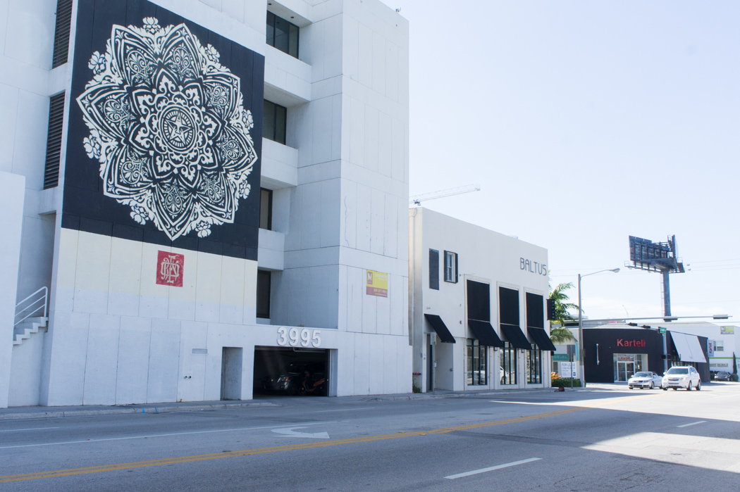Rue du Design District, Miami 2