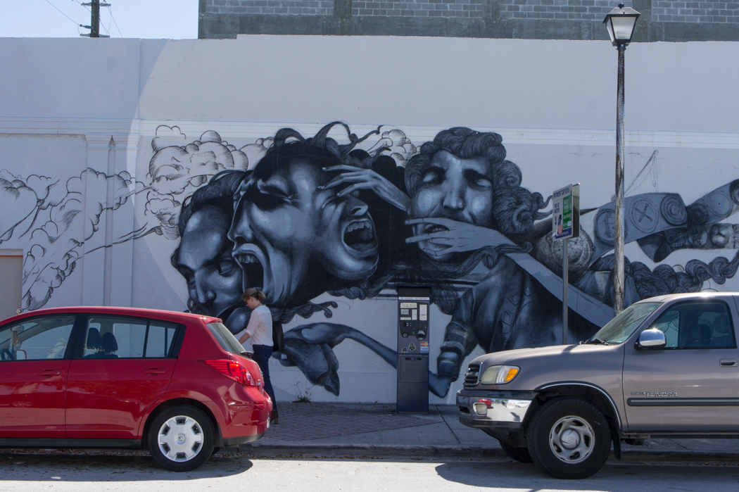 Street Art au Design District Miami 1