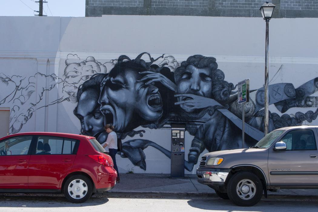 Street Art au Design District Miami 1