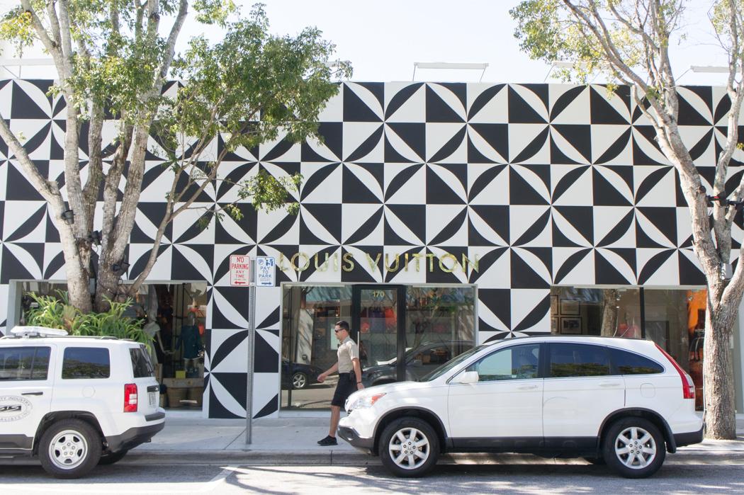 Louis Vuitton - Design District Miami