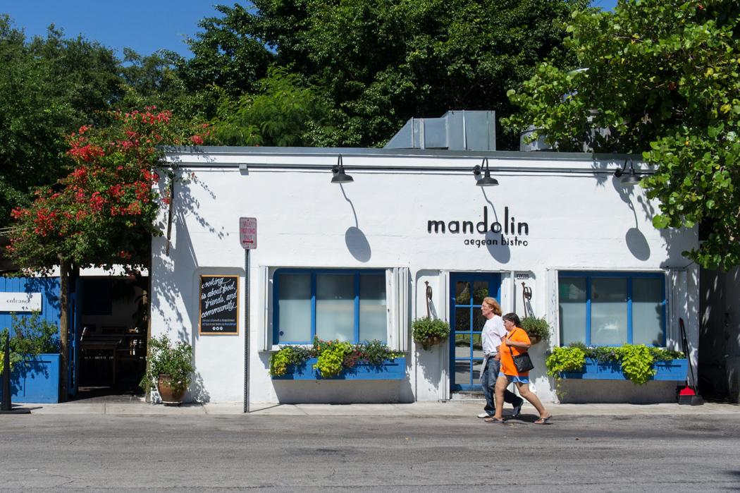 Mandolin Design District Miami