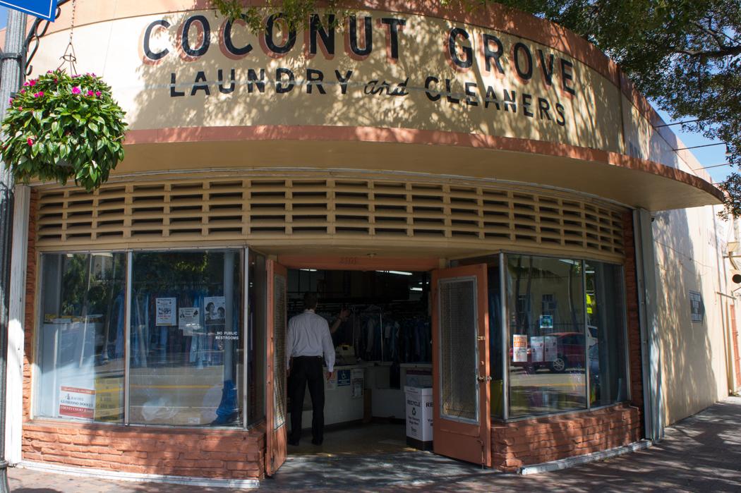 Coconut Grove - Laundry - Miami - Floride