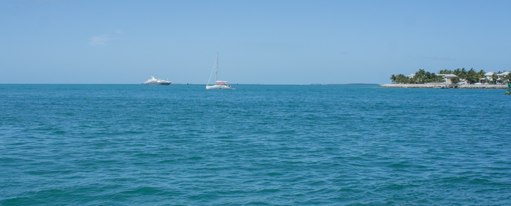 Le golfe du Mexique - Key West - Mallory square - Floride