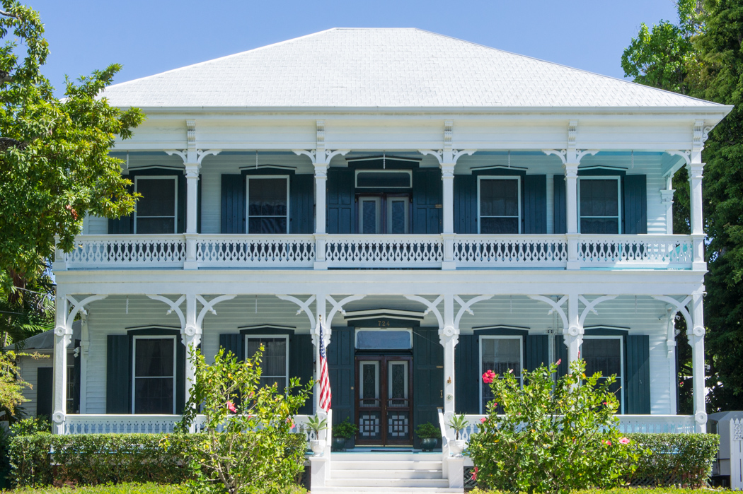 D couvrir key west 2 old town le blog usa de mathilde for Acheter maison en floride usa