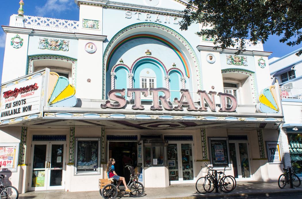 Strand - Key West - Floride