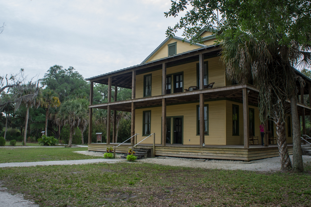 Koreshan state historic park - Floride