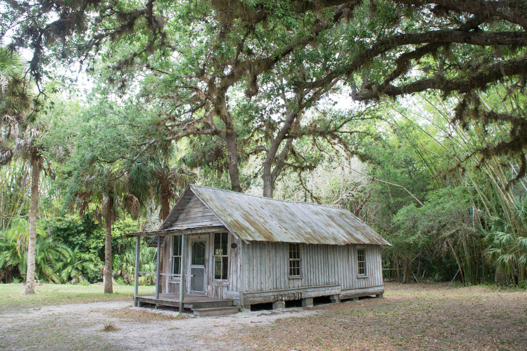 Koreshan state historic park - Floride - maison spooky