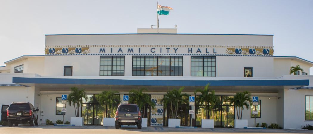 Miami City Hall - Miami, Floride - Coconut Grove