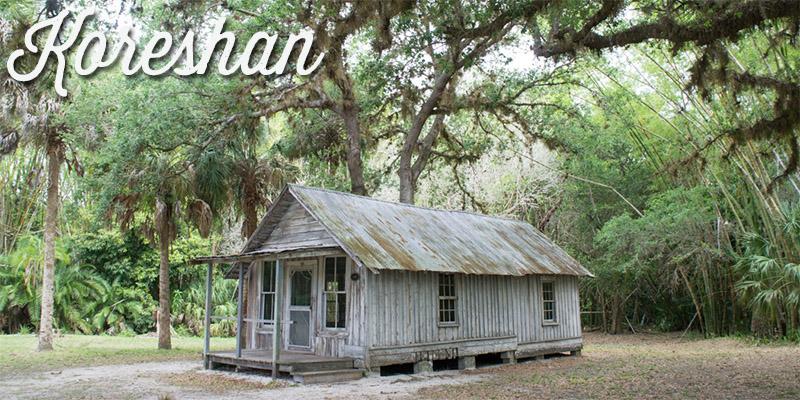 Le village des Koreshan - Visiter la Floride
