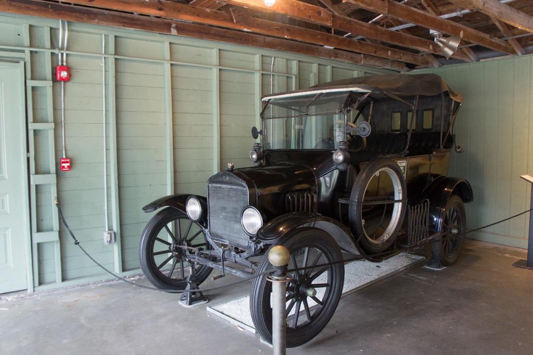 La voiture de Ford - Fort Myers - Floride