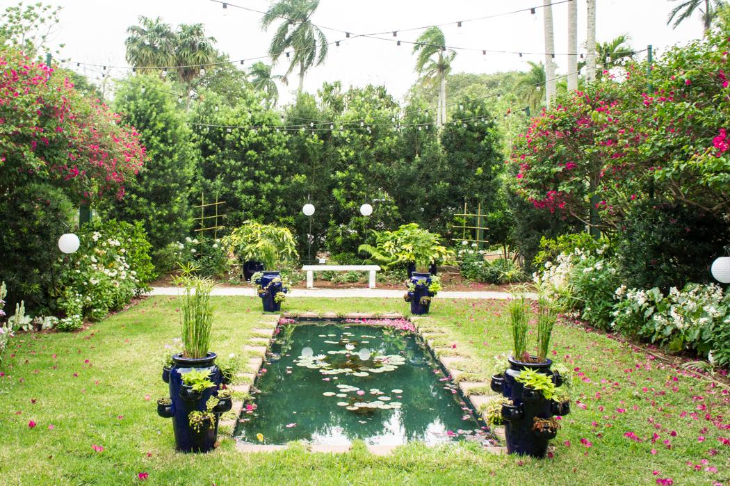 Moon Garden - Fort Myers - Floride