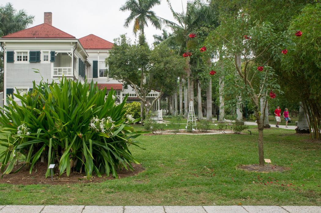Les deux maisons - Fort Myers, Floride