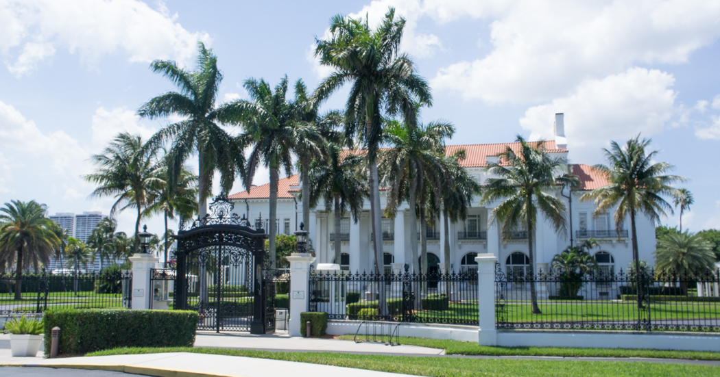 Flagler House - Palm Beach - Floride
