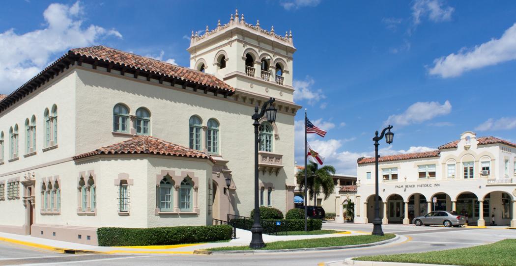 Town Hall - Palm Beach - Floride