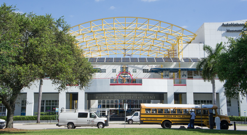 Museum of Science and Discovery - Fort Lauderdale -Floride