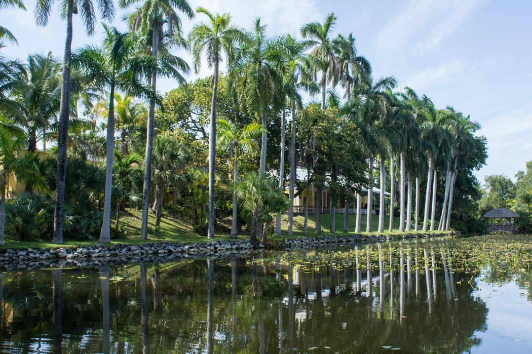 Bonnet House - rivière - Floride