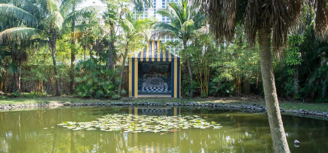 Bonnet House - théatre - Floride