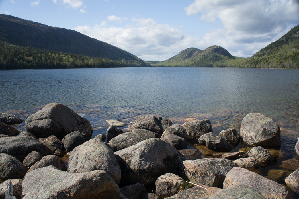 Jordan Pond - Nature Trail - Acadia National Park