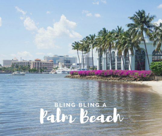 Palm Beach bling