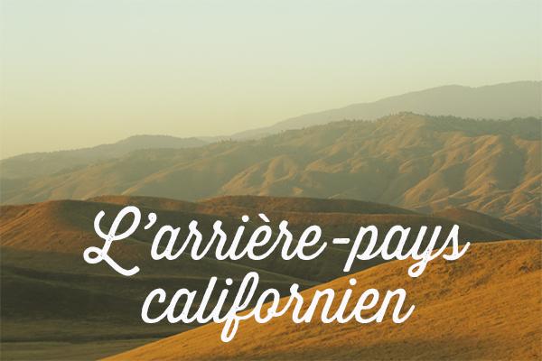 arriere pays californien