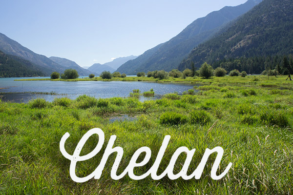 Chelan National Park - Etat de Washington