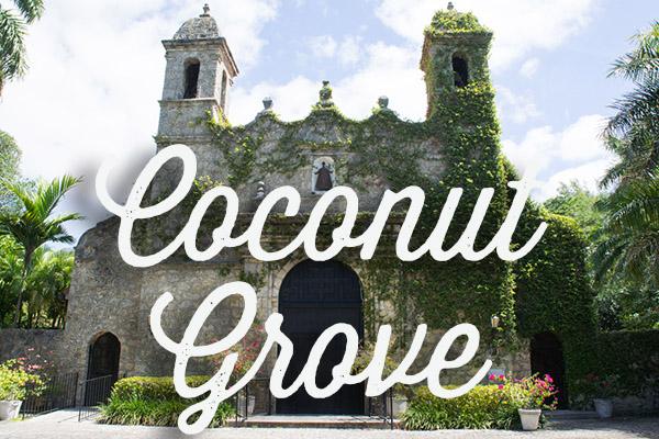 Coconut Grove - Miami - Floride