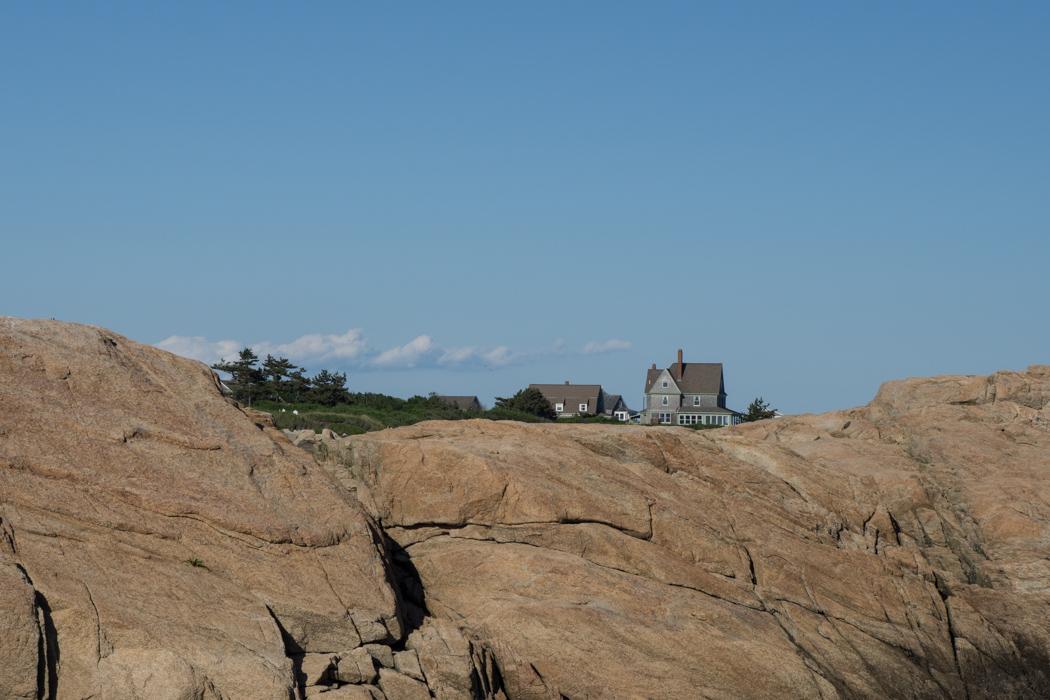 Maisons de Nouvelle Angleterre - Little Compton, Rhode Island
