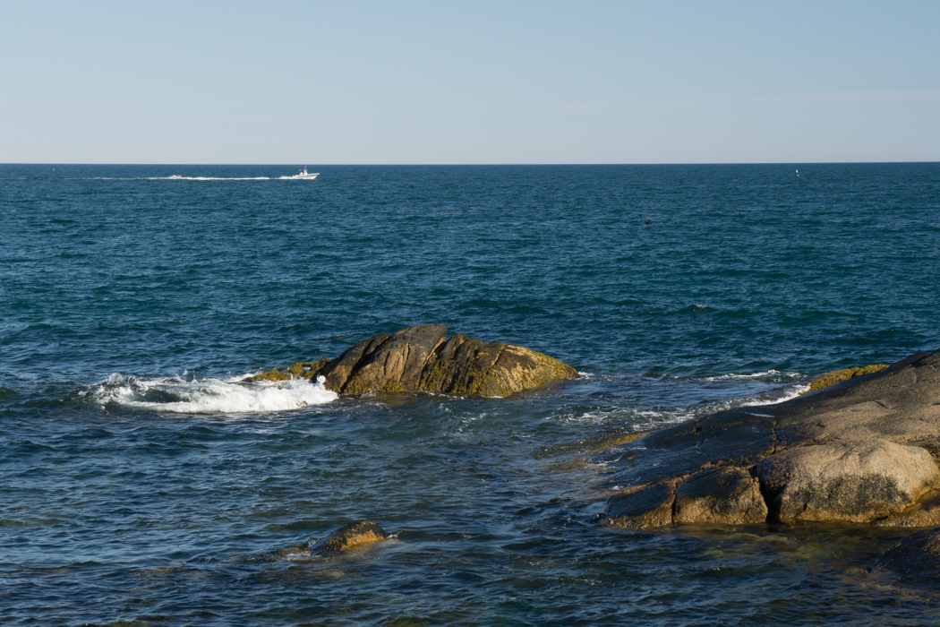 La mer - Little Compton, Rhode Island