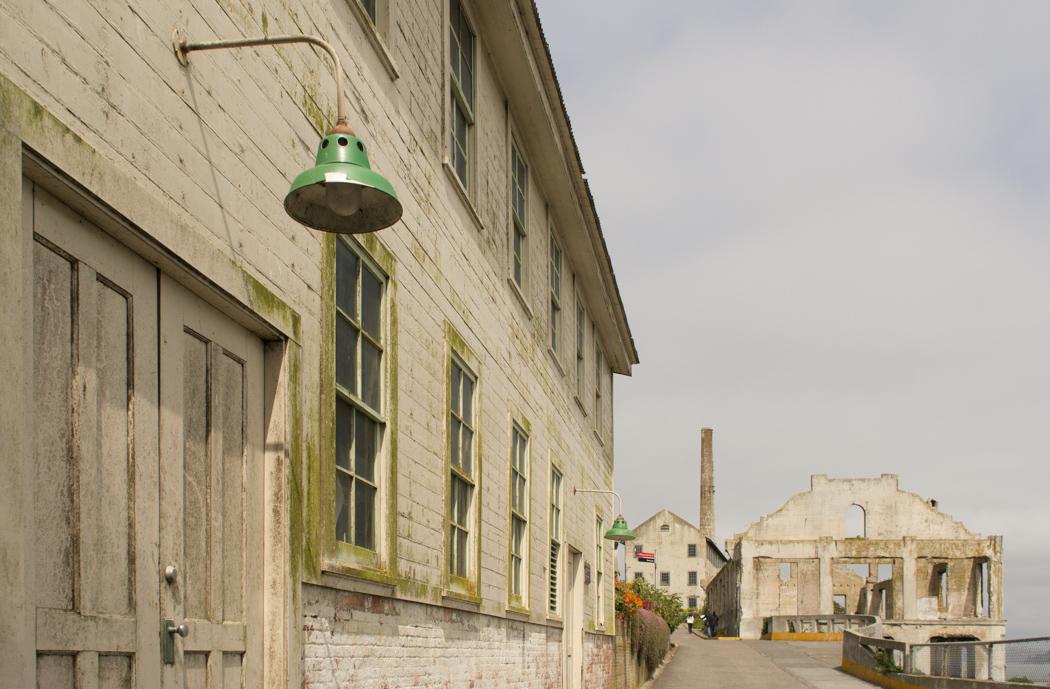 Cellule de la prison d'Alcatraz - Baraquement - San Francisco