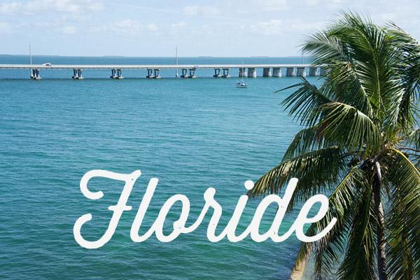 Voyage en Floride - USA