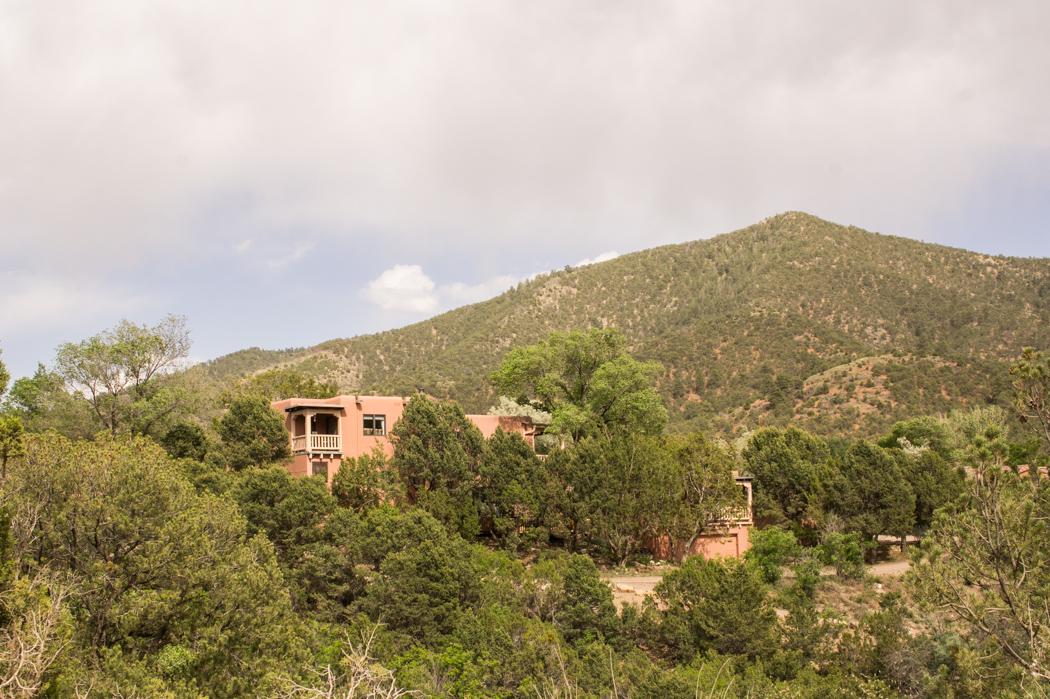 Autour de Santa Fe - New Mexico