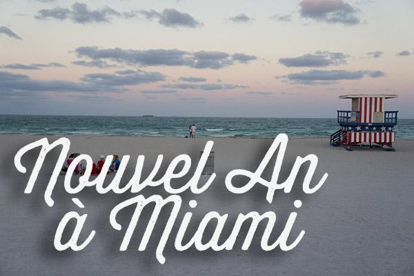 Le Nouvel An à Miami