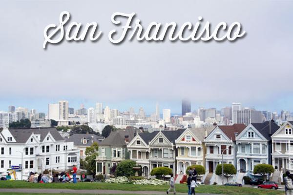 san francisco - voyage en californie - vidéo