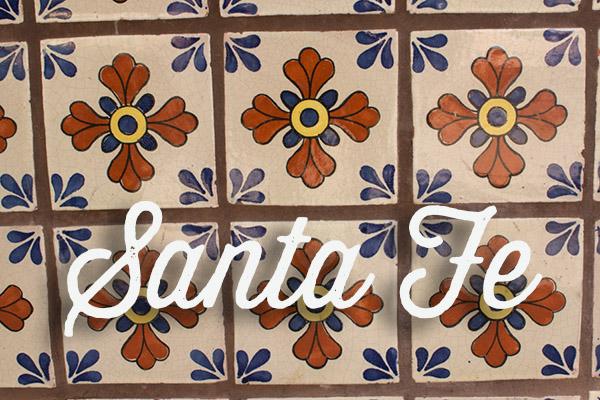 Santa Fe - Nouveau MExique