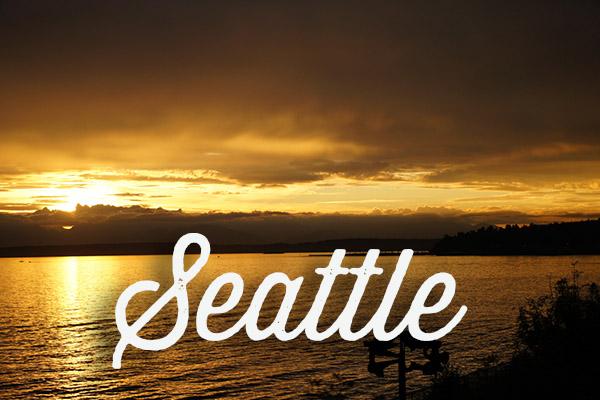 Seattle, Etat de Washington