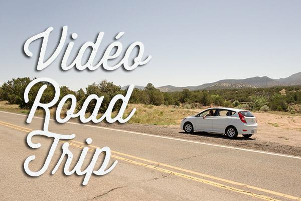 Vidéo du road trip dans le sud ouest américain - Nouveau Mexique