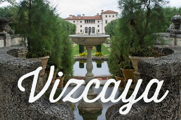 Vizcaya House and Gardens - Miami
