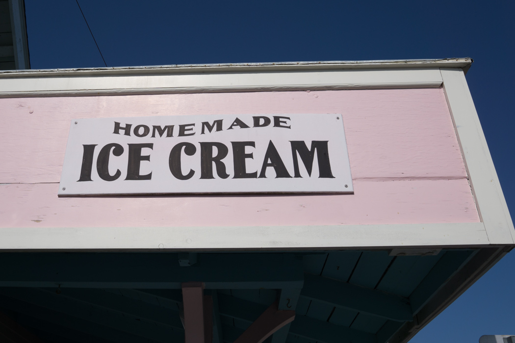 Ice cream Martha's Vineyard Oak Bluffs